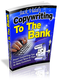 Copywriting to the Bank - with MRR | eBooks | Education