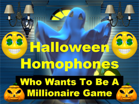 Halloween Homophones Powerpoint | Other Files | Documents and Forms