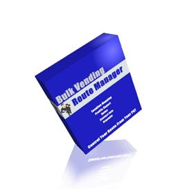 Bulk Vending Machine Route Manager   Software   Business   Other