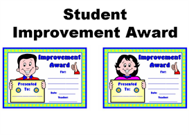 Student Improvement Award | Other Files | Documents and Forms