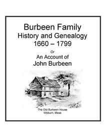 Burbeen Family History and Genealogy | eBooks | History