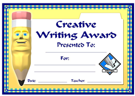 Creative Writing Award | Other Files | Documents and Forms