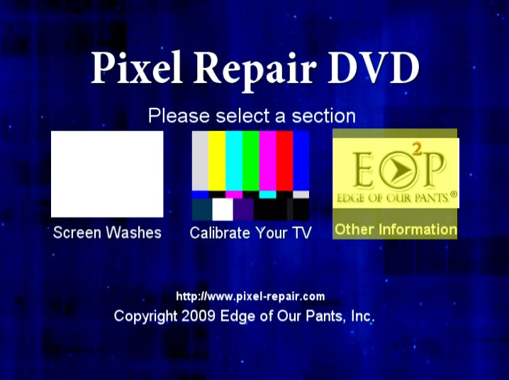 First Additional product image for - The Pixel Repair DVD