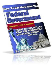 How to get work with the Federal Government | eBooks | Business and Money
