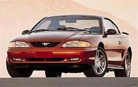 1997 Ford Mustang MVMA | Other Files | Documents and Forms
