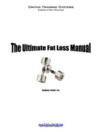 the ultimate fat loss manual