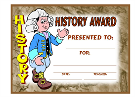 History Award | Other Files | Documents and Forms