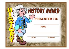 history award