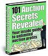 101  Amazing  Auction Secrets Revealed | eBooks | Self Help