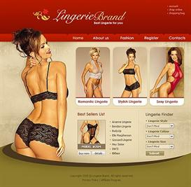 Online store shop Web Templates