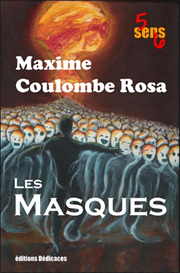 5sens6 Les Masques de Maxime Coulombe Rosa | eBooks | Science Fiction