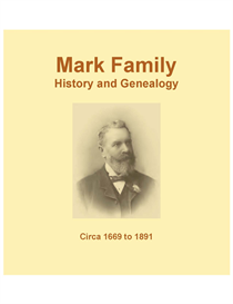 mark family history and genealogy