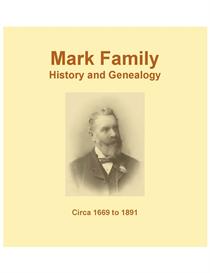 Mark Family History and Genealogy | eBooks | History
