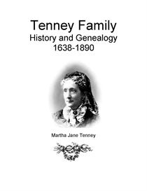 Tenny Family History and Genealogy | eBooks | History