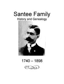 Santee Family History and Genealogy | eBooks | History