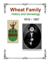 Wheat Family History and Genealogy | eBooks | History
