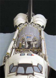 sts-122 payload