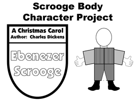 Scrooge Character Body Project | Other Files | Documents and Forms