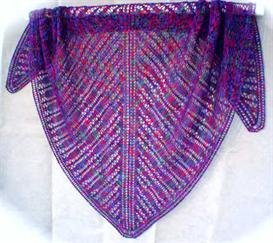 Peggy's Shawl knitting pattern - PDF | Other Files | Arts and Crafts