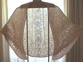 Shetland Lace Patterned Faroese Shawl knitting pattern - PDF | Other Files | Arts and Crafts
