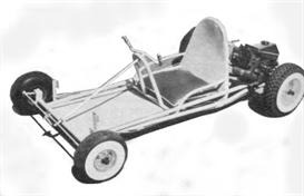 Vintage Go-Kart Plans 2 Different | eBooks | Technical