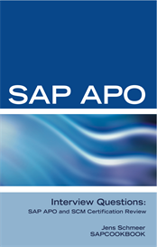 SAP APO Interview Question Answer and Explanations | eBooks | Education