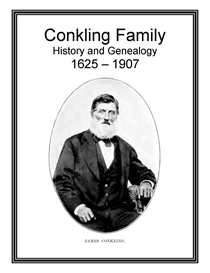 Conkling Family History and Genealogy | eBooks | History