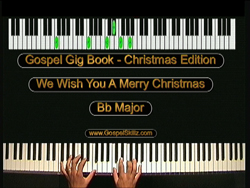 Second Additional product image for - Gospel Gig Book - Christmas Edition