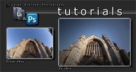 Lightroom &amp; Photoshop Tutorial