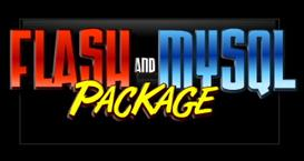Flash and MYSQL Bulk Package | Movies and Videos | Educational