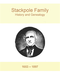 Stackpole Family History and Genealogy | eBooks | History