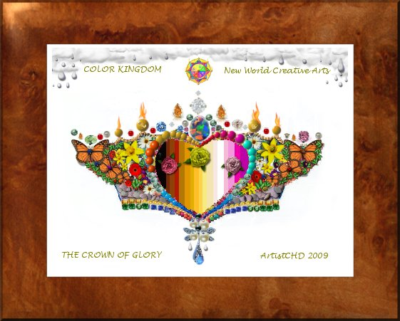 The crown of glory other files arts and crafts for Art and craft crown