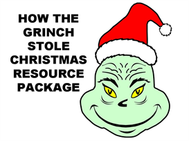 How the Grinch Stole Christmas - Teaching Resources Set | Other Files | Documents and Forms