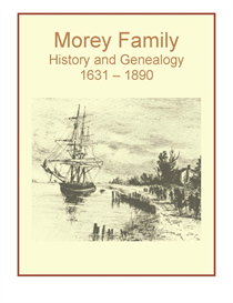 Morey Family History and Genealogy | eBooks | History