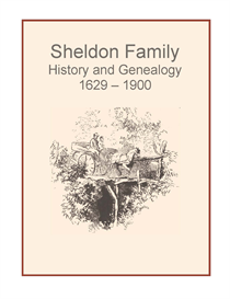 Sheldon Family History and Genealogy | eBooks | History