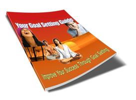 Goal Setting Guide | eBooks | Self Help