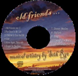 Old Friends-CD-dwnld | Music | Instrumental