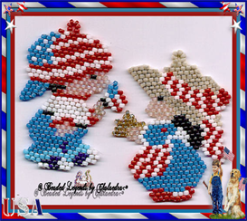 Patriotic Jack and Jill | eBooks | Arts and Crafts