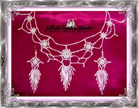 Enchanted Blush Snowflake Set | eBooks | Arts and Crafts