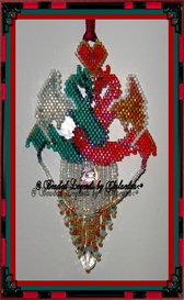 Dragon Waltz Pendant or Ornament | eBooks | Arts and Crafts