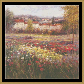 Tuscan Dreams | Crafting | Cross-Stitch | Other