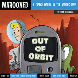 Out of Orbit - Digital Edition