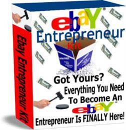 2005 ebay's entrepreneur kit plus ebay's extreme package