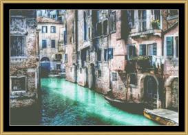 Italian Scene Ii | Crafting | Cross-Stitch | Other