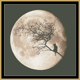 By The Light Of The Moon | Crafting | Cross-Stitch | Other