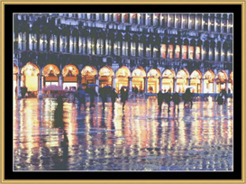 St. Marks Square | Crafting | Cross-Stitch | Other