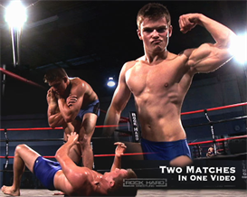 0104-Double Match: Cameron vs Tommy and Brody vs Ray | Movies and Videos | Special Interest