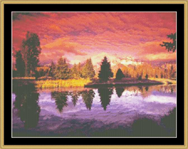 Grand Teton Ii | Crafting | Cross-Stitch | Other