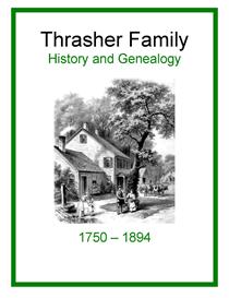 Thrasher Family History and Genealogy | eBooks | History