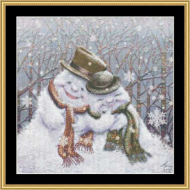Laughing Snowman - Maxine Gadd | Crafting | Cross-Stitch | Other